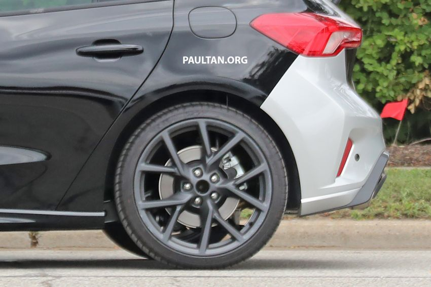 SPIED: 2019 Ford Focus ST – 275 hp from 1.5L 3-cyl? Image #853945
