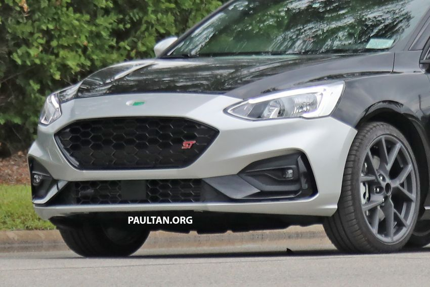 SPIED: 2019 Ford Focus ST – 275 hp from 1.5L 3-cyl? Image #853946