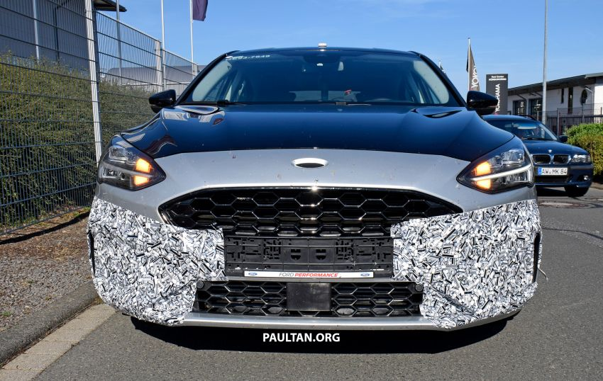 SPIED: 2019 Ford Focus ST – 275 hp from 1.5L 3-cyl? Image #853957