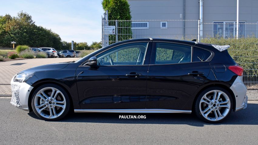 SPIED: 2019 Ford Focus ST – 275 hp from 1.5L 3-cyl? Image #853960