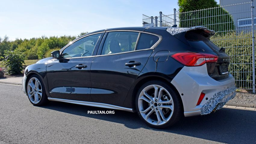 SPIED: 2019 Ford Focus ST – 275 hp from 1.5L 3-cyl? Image #853961