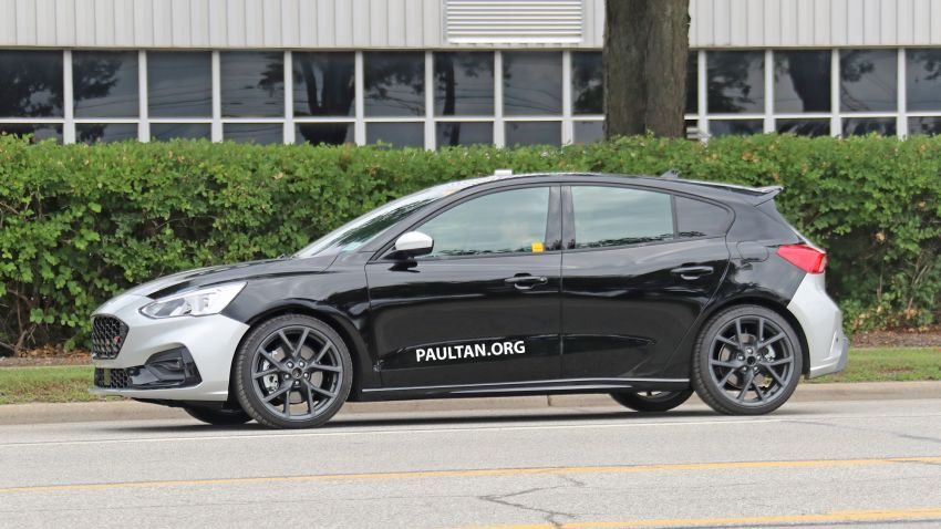SPIED: 2019 Ford Focus ST – 275 hp from 1.5L 3-cyl? Image #853934