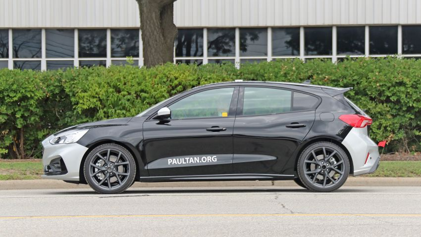 SPIED: 2019 Ford Focus ST – 275 hp from 1.5L 3-cyl? Image #853935
