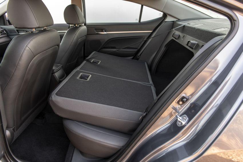 2019 Hyundai Elantra Facelift – new looks, safety tech Image #853203