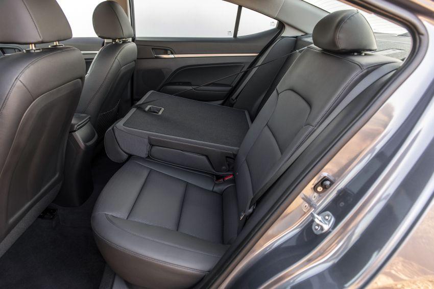 2019 Hyundai Elantra Facelift – new looks, safety tech Image #853227