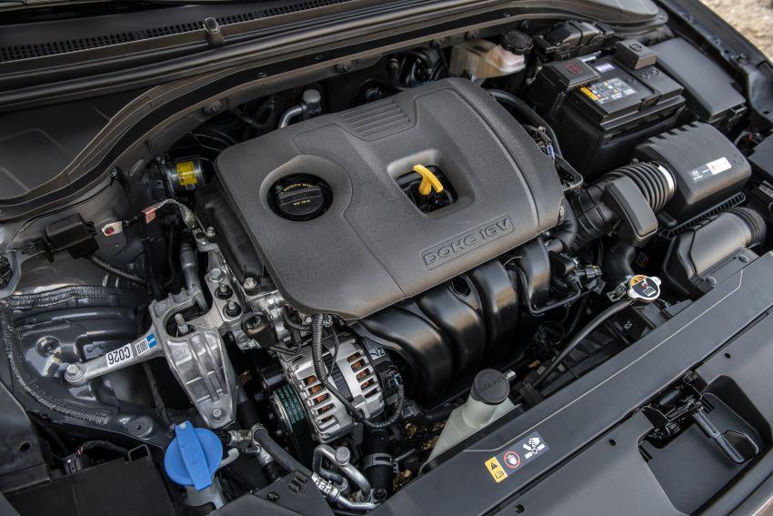 2019 Hyundai Elantra Facelift – new looks, safety tech Image #853236