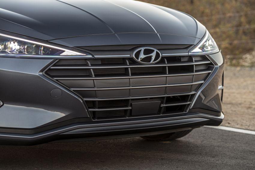2019 Hyundai Elantra Facelift – new looks, safety tech Image #853239