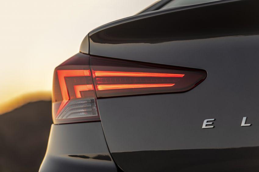 2019 Hyundai Elantra Facelift – new looks, safety tech Image #853242