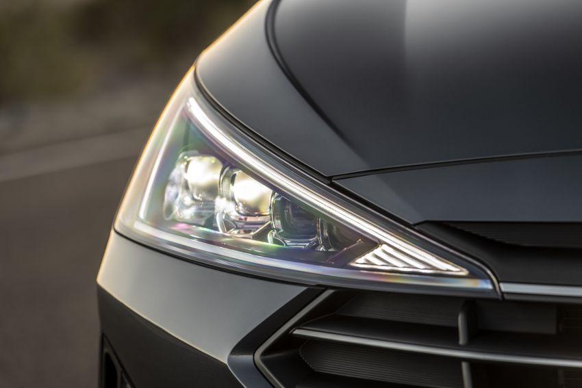 2019 Hyundai Elantra Facelift – new looks, safety tech Image #853199