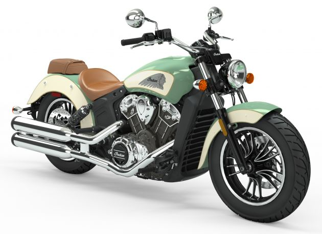 2019 Indian Scout and Scout Bobber revealed