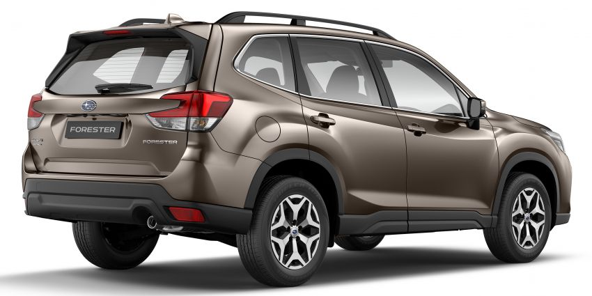 2019 Subaru Forester officially launched in Taiwan – four variants offered, 2.0L CVT, EyeSight system Image #847966