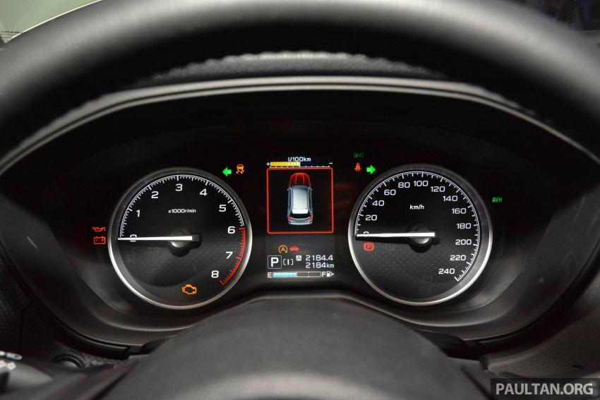 Subaru Forester 2019 dilancar di Taiwan – empat varian ditawarkan, enjin 2.0L CVT, sistem EyeSight Image #848460