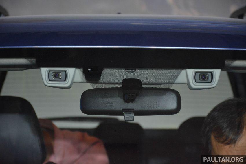 Subaru Forester 2019 dilancar di Taiwan – empat varian ditawarkan, enjin 2.0L CVT, sistem EyeSight Image #848550
