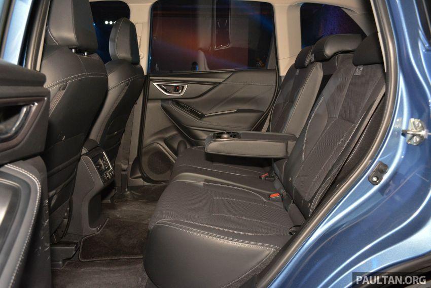 Subaru Forester 2019 dilancar di Taiwan – empat varian ditawarkan, enjin 2.0L CVT, sistem EyeSight Image #848576
