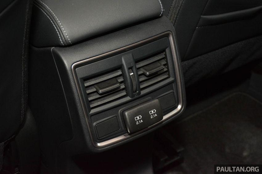 Subaru Forester 2019 dilancar di Taiwan – empat varian ditawarkan, enjin 2.0L CVT, sistem EyeSight Image #848578