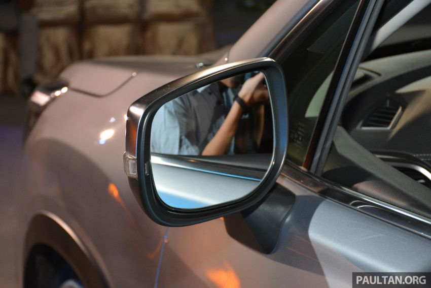 Subaru Forester 2019 dilancar di Taiwan – empat varian ditawarkan, enjin 2.0L CVT, sistem EyeSight Image #848495