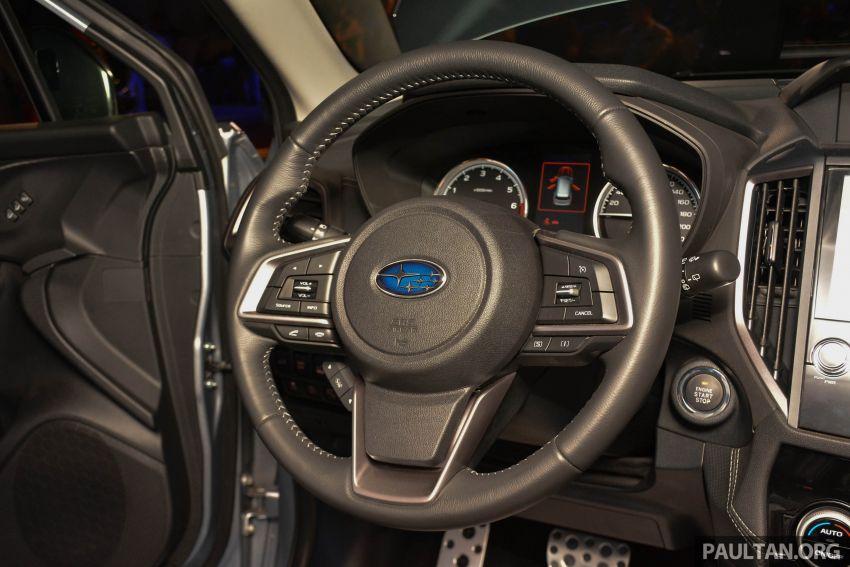 Subaru Forester 2019 dilancar di Taiwan – empat varian ditawarkan, enjin 2.0L CVT, sistem EyeSight Image #848504