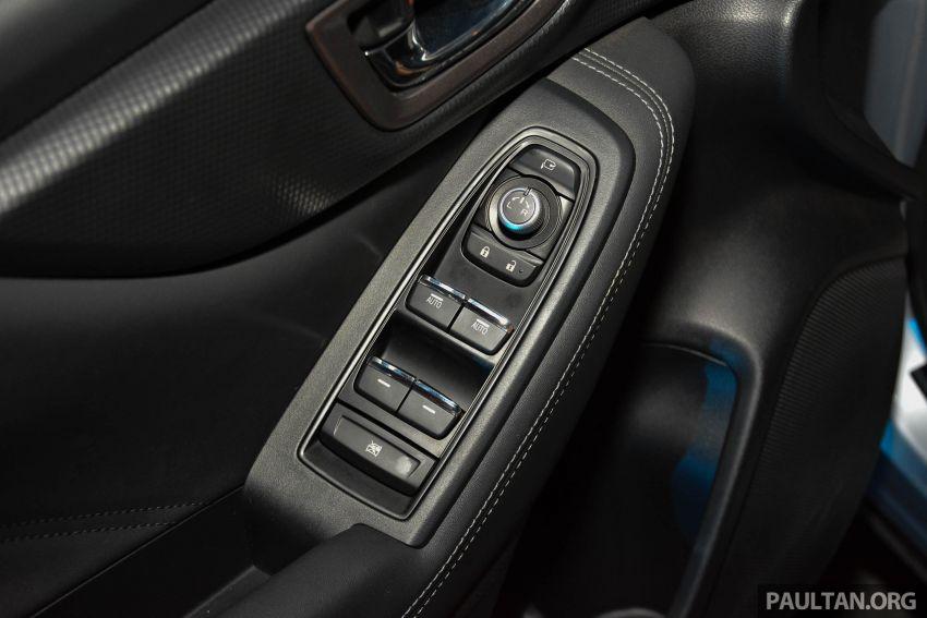 Subaru Forester 2019 dilancar di Taiwan – empat varian ditawarkan, enjin 2.0L CVT, sistem EyeSight Image #848513
