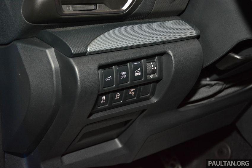 Subaru Forester 2019 dilancar di Taiwan – empat varian ditawarkan, enjin 2.0L CVT, sistem EyeSight Image #848515