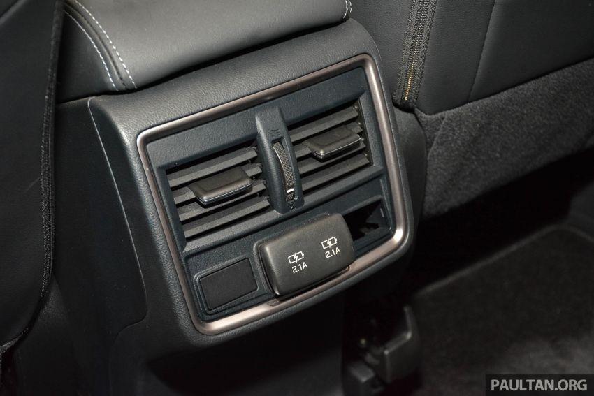 Subaru Forester 2019 dilancar di Taiwan – empat varian ditawarkan, enjin 2.0L CVT, sistem EyeSight Image #848528