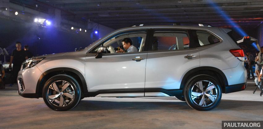 2019 Subaru Forester officially launched in Taiwan – four variants offered, 2.0L CVT, EyeSight system Image #848340