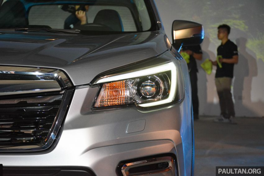 2019 Subaru Forester officially launched in Taiwan – four variants offered, 2.0L CVT, EyeSight system Image #848342