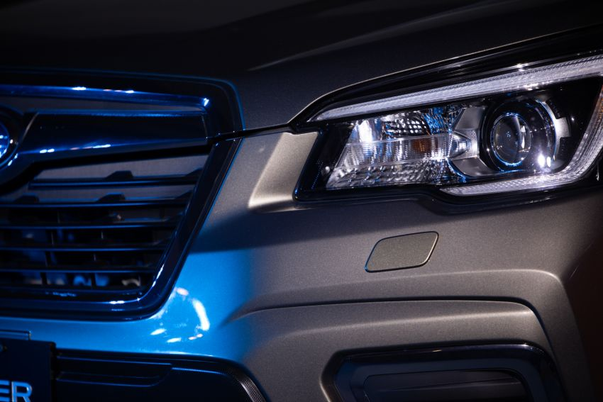 2019 Subaru Forester officially launched in Taiwan – four variants offered, 2.0L CVT, EyeSight system Image #850286