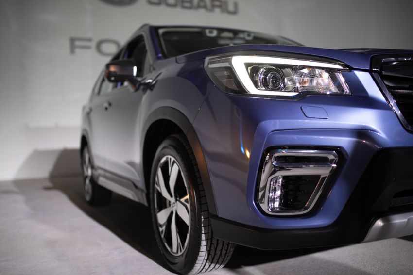 2019 Subaru Forester officially launched in Taiwan – four variants offered, 2.0L CVT, EyeSight system Image #850293