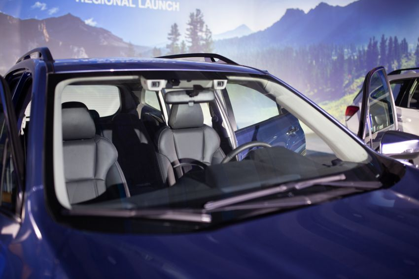 2019 Subaru Forester officially launched in Taiwan – four variants offered, 2.0L CVT, EyeSight system Image #850296