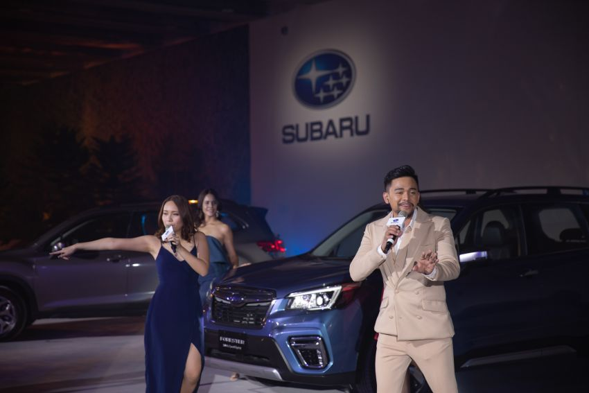 2019 Subaru Forester officially launched in Taiwan – four variants offered, 2.0L CVT, EyeSight system Image #850306