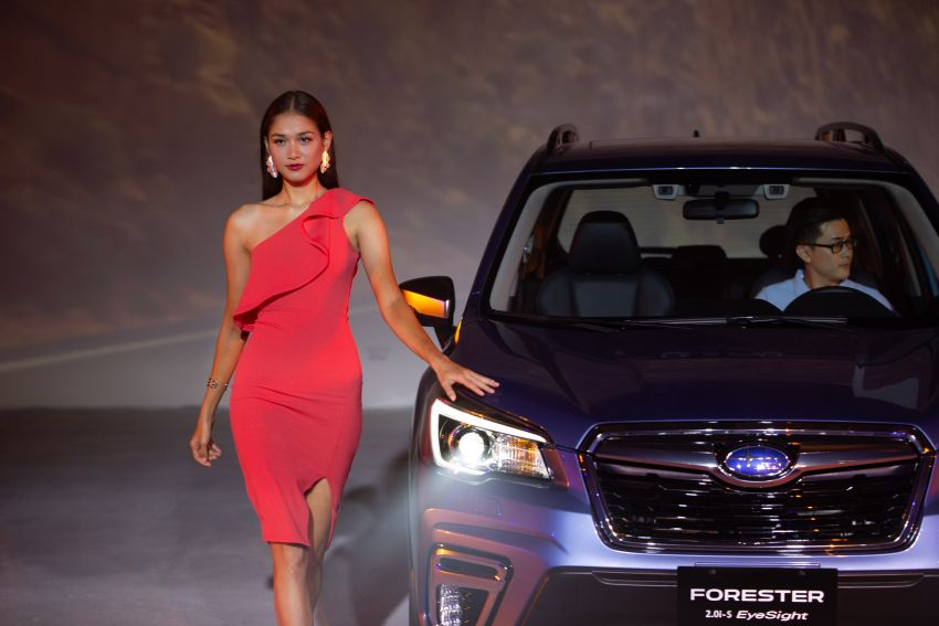 2019 Subaru Forester officially launched in Taiwan – four variants offered, 2.0L CVT, EyeSight system Image #850318