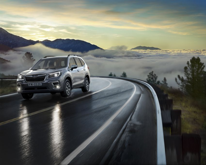 2019 Subaru Forester officially launched in Taiwan – four variants offered, 2.0L CVT, EyeSight system Image #847973