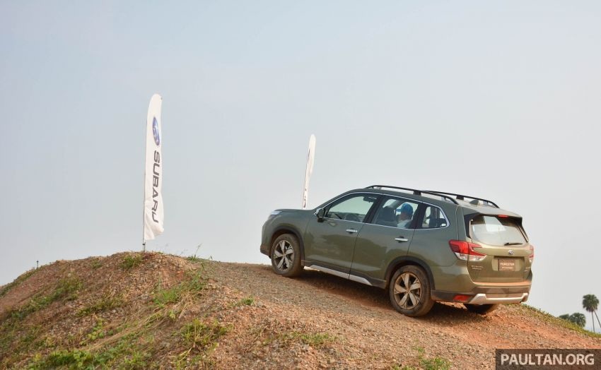 FIRST DRIVE: 2019 Subaru Forester sampled in Taiwan Image #850531