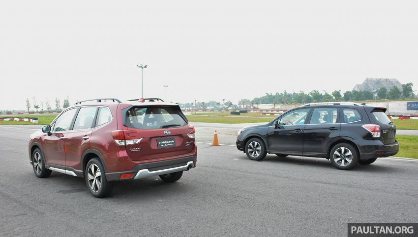 FIRST DRIVE: 2019 Subaru Forester sampled in Taiwan Image #850507