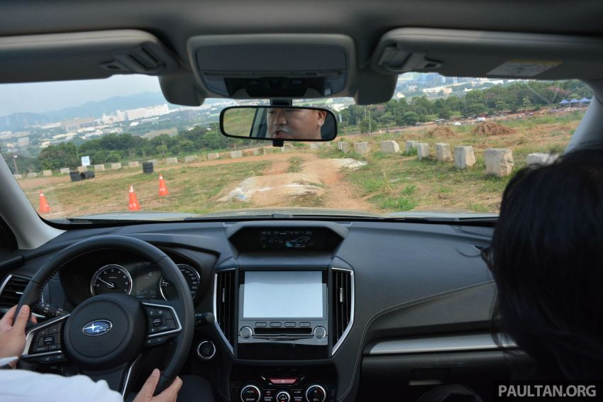 FIRST DRIVE: 2019 Subaru Forester sampled in Taiwan Image #850510