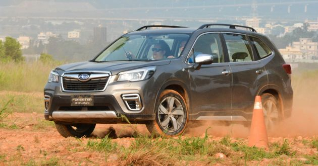 New Subaru Forester open for booking in Malaysia - July launch