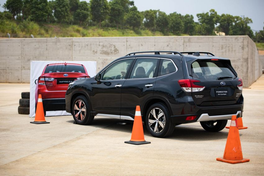 FIRST DRIVE: 2019 Subaru Forester sampled in Taiwan Image #850549