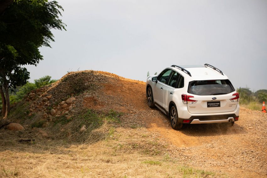 FIRST DRIVE: 2019 Subaru Forester sampled in Taiwan Image #850569