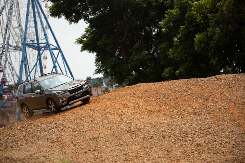 FIRST DRIVE: 2019 Subaru Forester sampled in Taiwan Image #850576