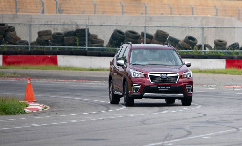 FIRST DRIVE: 2019 Subaru Forester sampled in Taiwan Image #850551