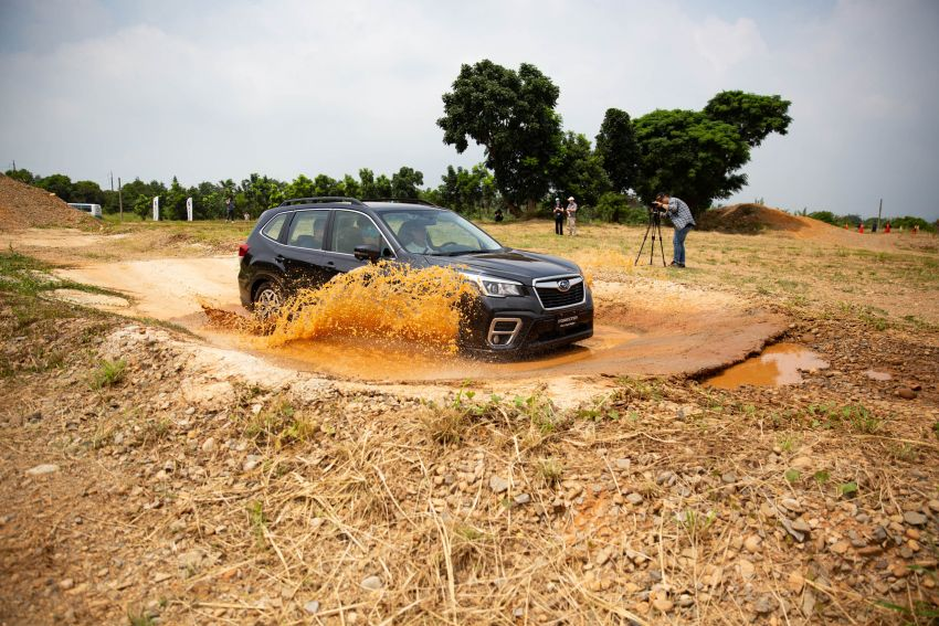 FIRST DRIVE: 2019 Subaru Forester sampled in Taiwan Image #850556