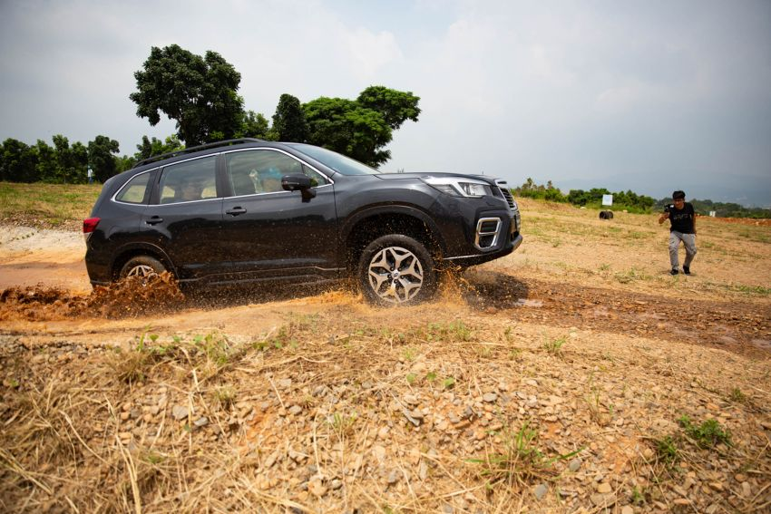 FIRST DRIVE: 2019 Subaru Forester sampled in Taiwan Image #850558