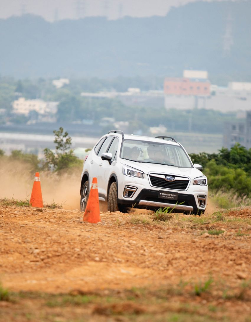 FIRST DRIVE: 2019 Subaru Forester sampled in Taiwan Image #850560