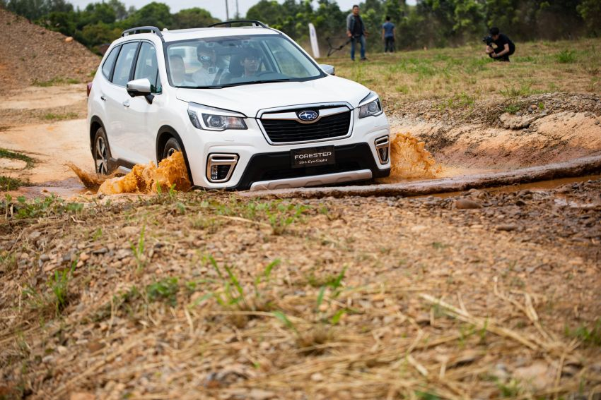 FIRST DRIVE: 2019 Subaru Forester sampled in Taiwan Image #850565