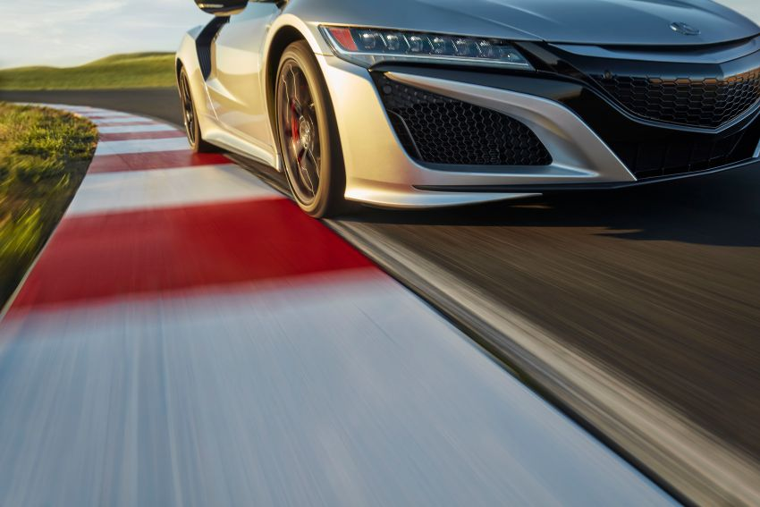 2019 Acura NSX debuts at Monterey – revised styling, more equipment; from RM645,251 in the United States Image #855620