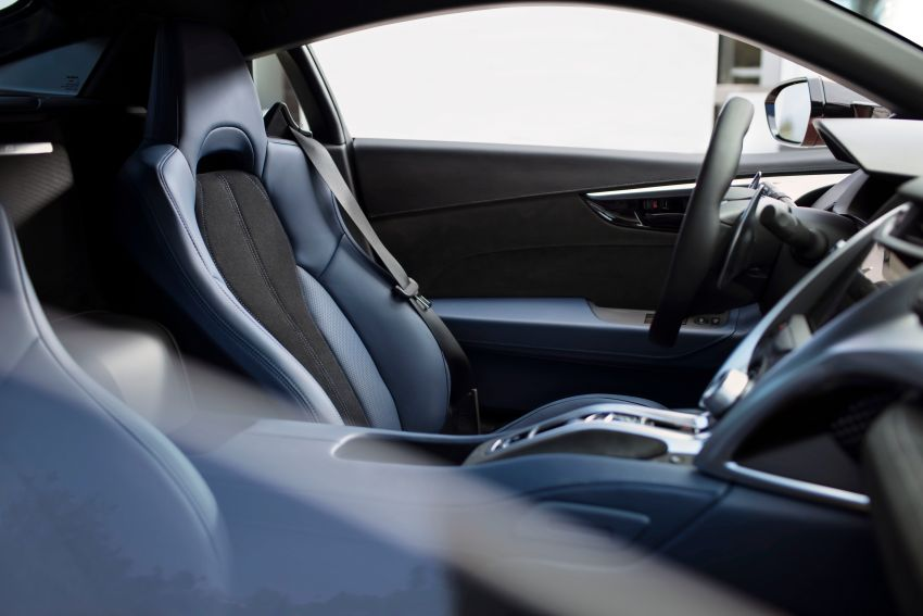 2019 Acura NSX debuts at Monterey – revised styling, more equipment; from RM645,251 in the United States Image #855626