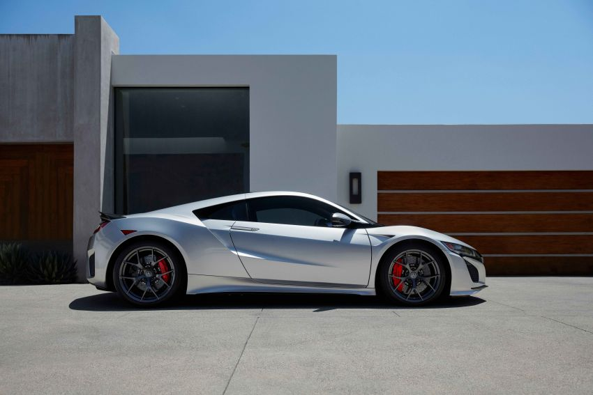 2019 Acura NSX debuts at Monterey – revised styling, more equipment; from RM645,251 in the United States Image #855638