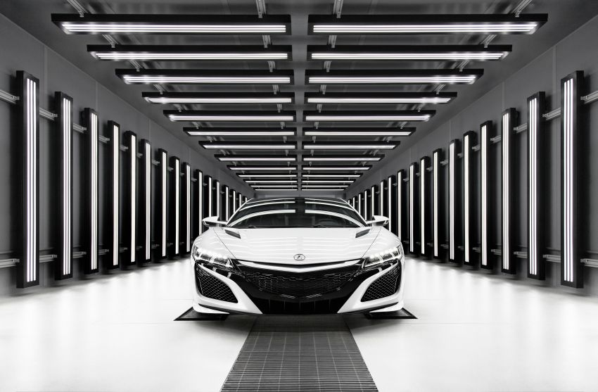 2019 Acura NSX debuts at Monterey – revised styling, more equipment; from RM645,251 in the United States Image #855640