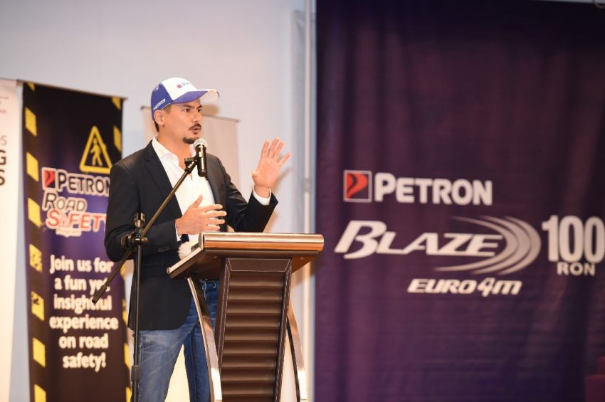 Petron kicks off Road Safety Program in UTM KL, aims to inculcate good driving habits to 5,000 students Image #849333