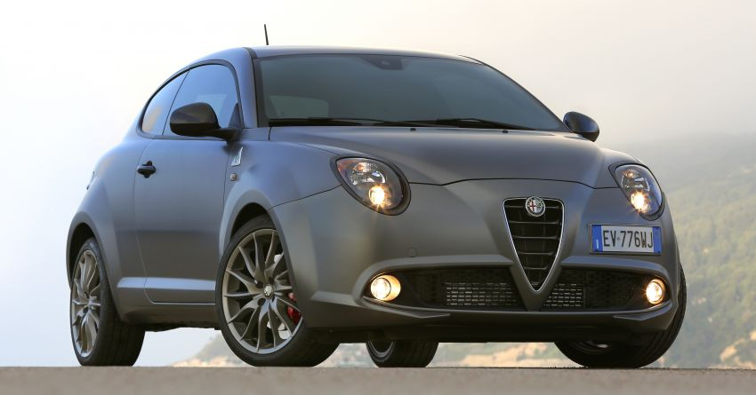 sales of alfa romeo mito to be discontinued in 2019. Black Bedroom Furniture Sets. Home Design Ideas